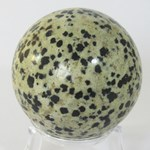 Dalmatian Jasper Sphere (medium)