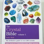 The Crystal Bible (1) by Judy Hall