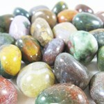 Fancy Jasper Tumble Stones (x3)