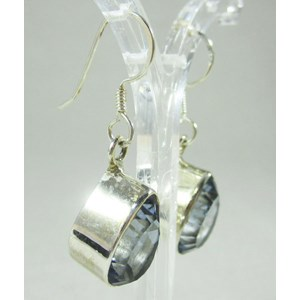 Blue Mystic Topaz Earrings