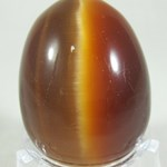 Terracotta Cats Eye Egg