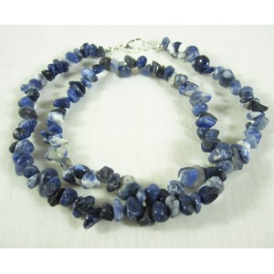 Sodalite Gemchip Necklace