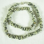 Dalmatian Jasper Necklace