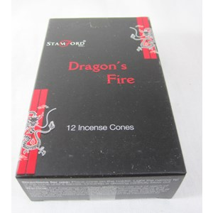 Dragons Fire Incense Cones