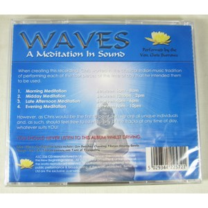 Waves - Meditation in Sound CD
