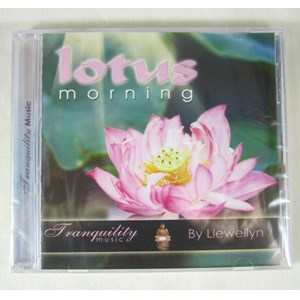 Lotus Morning - Tranquility music CD