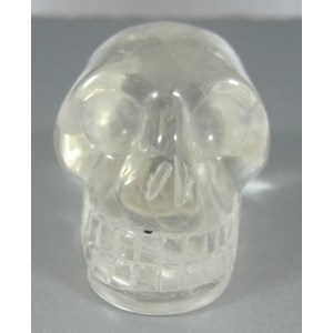Clear Quartz Skull (med)