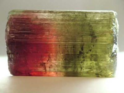 watermelon tourmaline rod