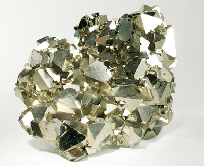 iron pyrite cluster