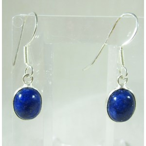 Lapis Lazuli Earrings (small)