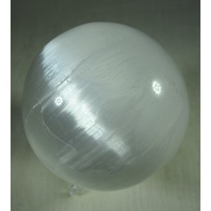Selenite Sphere (large)
