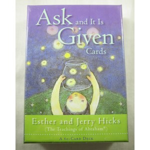 Ask & It Is Given Oracle Cards
