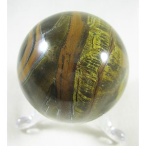 Tigers Eye Sphere