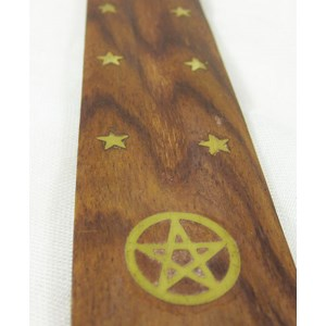 Pentacle Incense Ash Catchers