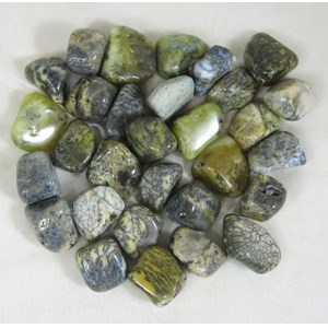 Merlinite Tumble Stones (x 3)