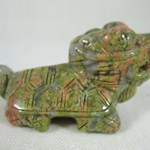 Unakite Dragon Turtle