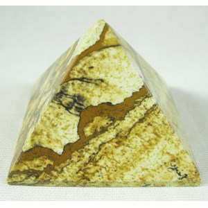 Picture Jasper Pyramid (large)