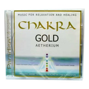 Chakra Gold CD - Music for relaxation and healing