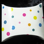 Spotty Pillow Gift Box