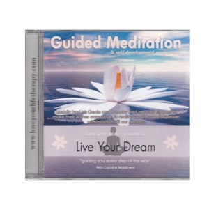 Live Your Dream Guided Meditation CD