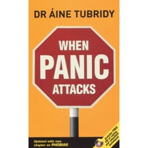 When Panic Attacks! Book and CD