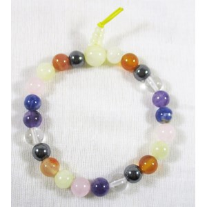 Mixed Crystal Bracelet