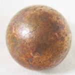 Copper Sphere X 1 (smallish)