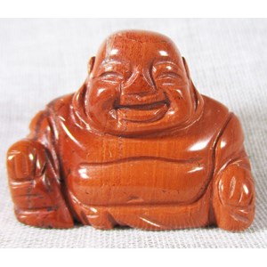Red Jasper Buddha (small)