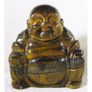 Tigers Eye Buddha
