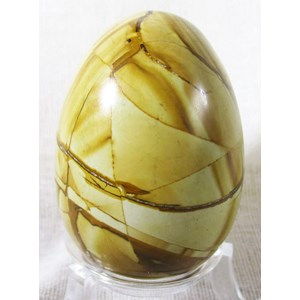 Walnut Jasper Egg