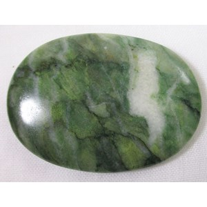African Jade  Palm Stone