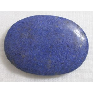 Dumortierite Palm Stone