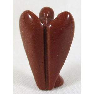 Red Goldstone Angel (small)