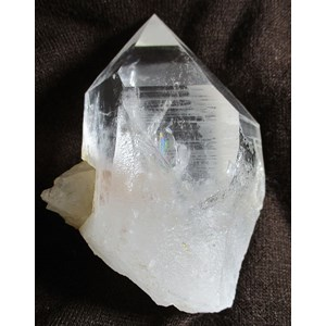 Lemurian Quartz Crystal Point (large)