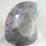 Green and Pink Fluorite Freeform (large)