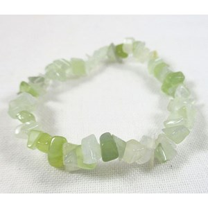 New Jade Chip Bracelet (S)