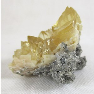 Honey Calcite Cluster (small)