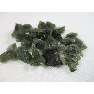 Moldavite Natural piece (v small) X 1