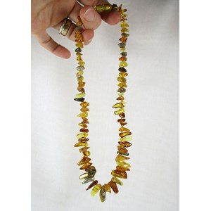 Amber Necklace (smallish)