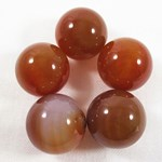 Carnelian Sphere (small)