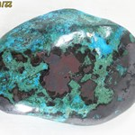 Chysocolla Malachite Polished Stone