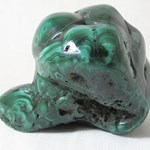 Polished Malachite chunk