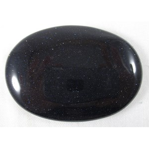 Blue Goldstone Palm Stone