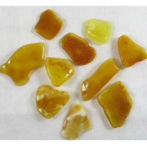 10 Piece Amber Grid Set