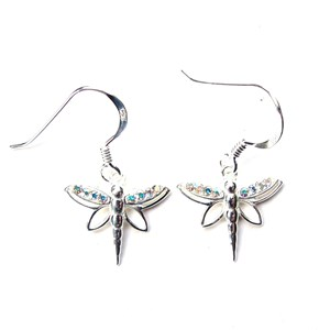 Dragonfly Earrings (smallish)