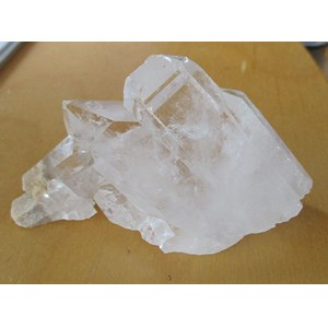 Quartz Points Cluster