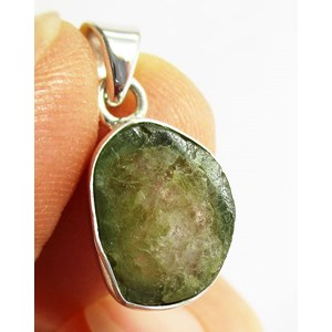 Green Tourmaline Pendant (Small)