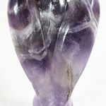 Chevron Amethyst Angel (Large)