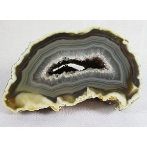 Brown Agate Geode
