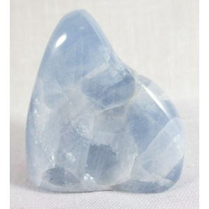 Blue Calcite Freeform